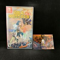 Giga Wrecker Alt. with Collectible Card (B) (Nintendo Switch) BRAND NEW