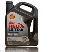 Shell Helix Ultra AV-L 0W-30 1x5 Liter Motoröl VW 50400, Audi Seat Skoda