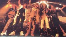 BON JOVI Tape Cassette SLIPPERY WHEN WET 1986 Polygram Records Canada 830-264-4