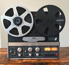 Studer Revox B77 Reel to Reel Tape Recorder Deck 4 Track Stereo