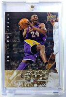 2008-09 Upper Deck First Edition Gold Kobe Bryant #82, Parallel, Lakers