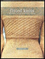 Fitted Knits 25 Designs for the Fashionable Knitter, Stefanie Japel, North Light