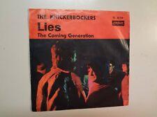 "KNICKERBOCKERS:Lies 2:40-Coming Generation-Germany 7"" 65 London Nr. DL 20794 PSL"