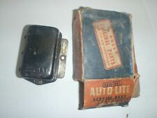 REBUILT Original Auto-Lite 6 Volt Voltage Regulator 46 47 48 49 DeSoto Plymouth