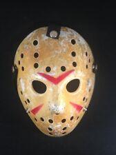 Jason Voorhees Vs. Freddy Krueger Hockey Mask- Adult Size-Us Seller