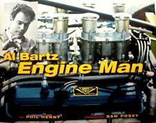 AL BARTZ Engine Man - biography RACING - CHEVROLET - CANAM - F5000 - TRANSAM -