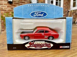 Corgi Motoring Memories Ford Capri No.61213 MIB Diecast model car