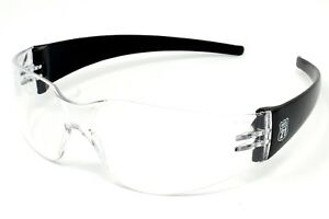 New Clear Anti-Fog Wraparound Motorcycle glasses/ sunglasses Biker Wraps + Pouch