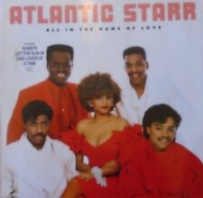 ATLANTIC STARR - All In The Name Of Love ~ VINYL LP