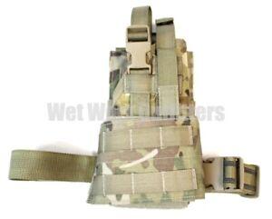 London Bridge Trading Multicam Universal Ambidextrous Drop Leg Holster LBT-6099Z