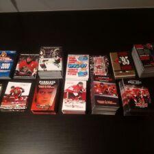 Lot of all 24 Ottawa Senators pocket schedules for sale