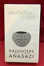 DAUGHTERS OF THE ANASAZI  VHS Videotape Lucy Lewis Pueblo Potters