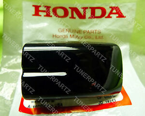 OEM 2004-2008 ACURA TL FRONT REAR PASSENGER BLACK PEARL DOOR HANDLE COVER CAP