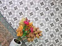Chelsea Grey Victorian Vintage Wall & Floor Indoor & Outdoor Porcelain Tiles