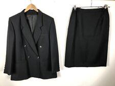 Damen Kostüm, Größe 42, schwarz, elegant, fein, edel