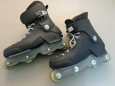 The Original Rb Swindler Agressive Inline Street Skates Size 12 Mens, Black