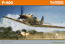 Eduard 1/48 Model Kit 8092 Bell P-400 Airacobra Profipack