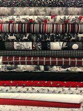 Studio E ~ Midwinter Song ~ 100% Cotton Fabric ~ per half yard