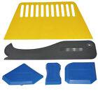 5pcs/Set Silicone Sealant Spreader Spatula Scraper Cement Caulk Removal Tool Kit