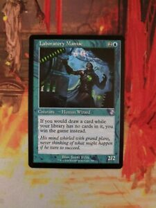 MTG Card: Laboratory Maniac