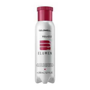 Goldwell Elumen PlBlue@10 Pastel Blue 6.7 oz / 200 ml no peroxide or ammonia