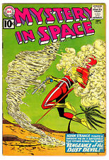 MYSTERY IN SPACE #70 6.0 OFF-WHITE PAGES SILVER AGE