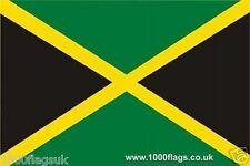 Bandera de Jamaica Jamaica Vinilo Coche Etiqueta De La Ventana
