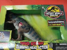 Jurassic Park Lost World Dino Strike Pachycephalosaurus Ram Head Action Figure