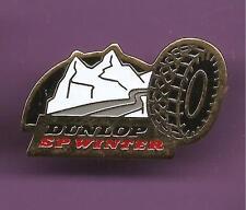 Pin's pin PNEU DUNLOP SP WINTER