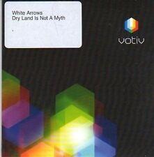 (DA98) White Arrows, Dry Land Is Not A Myth - 2012 DJ CD