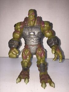 "2008 MARVEL THE INCREDIBLE HULK MOVIE SERIES BI-BEAST 6.5""ACTION FIGURE HASBRO"
