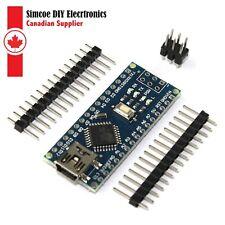 Arduino Nano V3.0, mini USB CH340G, 5V ATmega328P MicroController Board V3 #880