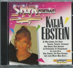 CD Katja Ebstein: Star Portrait (1991)