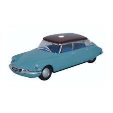 Oxford OXF76CDS005 Citroën DS19 bleu/mauve échelle 1:76 Maquette de voiture