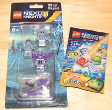 Battle Pack Nexo Knights Lego Complete Sets Packs For Sale Ebay