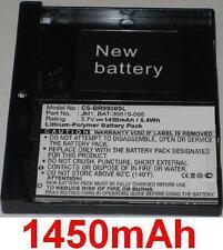 Batería 1450mAh Para Blackberry Bold 9900