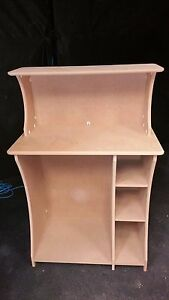 Counter, Reception Desk, Flat pack, trade show counter