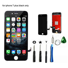 "LCD Touch Screen Digitizer Assembly Replacement Kit for iPhone 7 plus 5.5"" Black"
