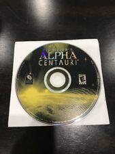 Sid Meiers Alpha Centauri & Alien Crossfire Pc Brand New