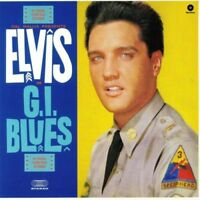 PRESLEY, Elvis - GI Blues (Soundtrack) - Vinyl (limited 180 gram vinyl LP)