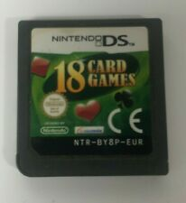 18 Card Games NDS (Nintendo DS)