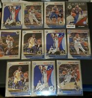 2019-20 NBA Hoops Premium Stock Matisse Thybulle iverson simmons 76ers lot (11)
