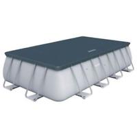 Bestway 58378 top telo di copertura copripiscina piscina cm 549x274 rettangolare