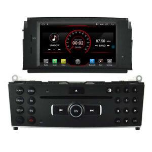 "Navi for Mercedes Benz C W204 2007-2011 7"" Android 10 DSP Car Gps Radio CarPlay"