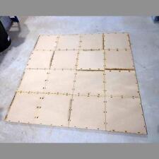 Ttcombat-wargaming Cuadro - 48 X 48 Pulgadas Gaming Board Y Clips