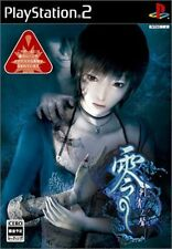 PS2 Fatal Frame Zero Japan F/S