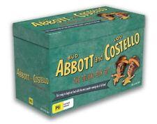 BRAND NEW Abbott and Costello Deluxe Boxset (DVD, 2018, 20-Disc Set)