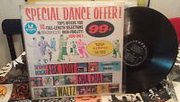 Special Dance Offer! LP V/A Tops 1680 Latin Dance