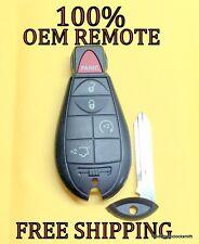 OEM JEEP GRAND CHEROKEE COMMANDER KEYLESS REMOTE FOB FOBIK M3N5WY783X 05026309