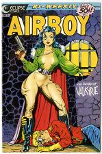 Dave Stevens Airboy # 5 F-Nm 1986 Eclipse Comics Rare